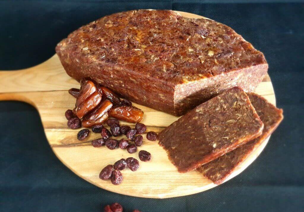 Vijgenbrood Dadel-cranberry