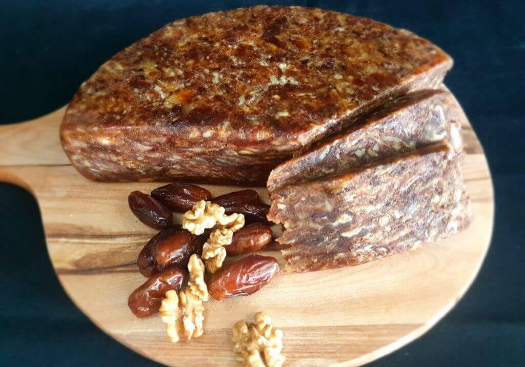 Dadel Walnoot vijgenbrood